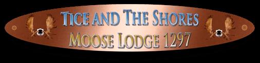 moose lodge #1297 logo
