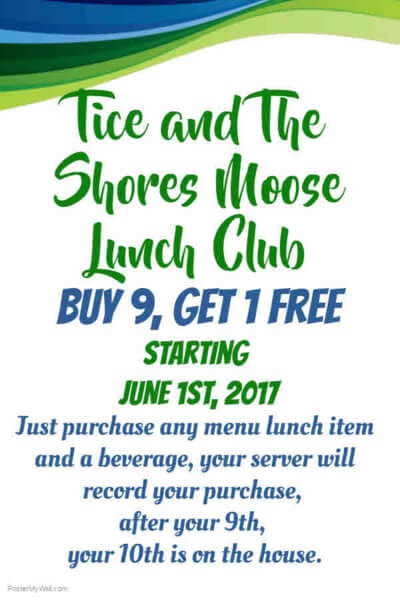 Lunch Club Flyer June 1, 2017